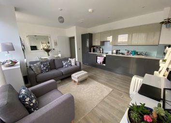 Thumbnail 1 bed flat for sale in East Terrace, Stevenage, Hertfordshire