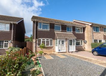 Thumbnail 3 bed semi-detached house for sale in Stanley Road, Peacehaven