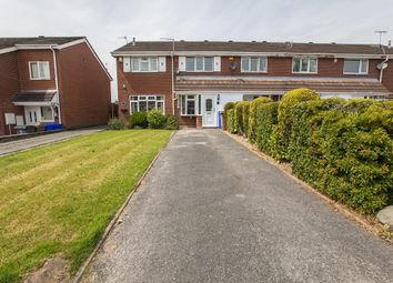 Thumbnail 2 bed terraced house to rent in Kilsby Grove, Stoke-On-Trent