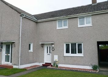 Thumbnail 3 bedroom terraced house for sale in Dunbar Place, West Mains, East Kilbride