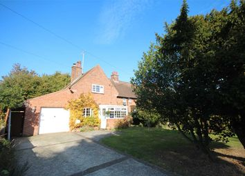 Thumbnail 3 bed semi-detached house for sale in Station Road, Thorpe-Le-Soken, Clacton-On-Sea
