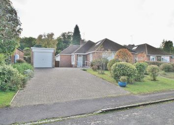 Thumbnail 4 bedroom bungalow for sale in Summerfield Rise, Goring, Reading