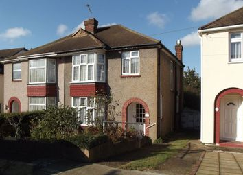 Thumbnail 3 bed semi-detached house for sale in Tudor Close, Dartford