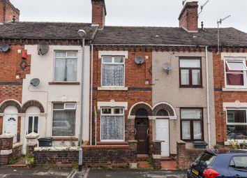 Thumbnail 2 bed terraced house for sale in Grove Street, Burslem, Stoke-On-Trent
