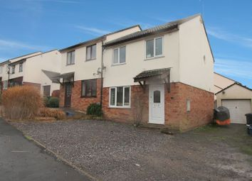 Thumbnail 3 bed semi-detached house for sale in Hollingarth Way, Hemyock, Cullompton