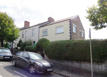 Thumbnail 3 bed end terrace house for sale in Plassey Street, Penarth