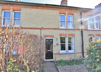 Thumbnail 3 bed terraced house for sale in Station Road, Willingham, Cambridge