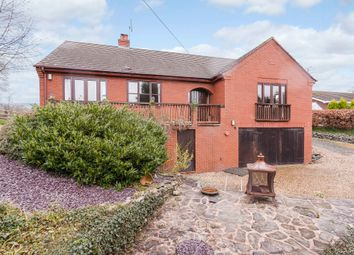 Thumbnail 4 bed bungalow for sale in Forden, Welshpool, Powys