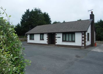 Thumbnail 3 bed detached bungalow for sale in Creuddyn Bridge, Lampeter
