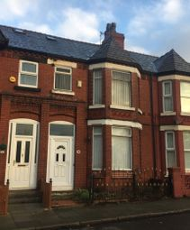Thumbnail 4 bedroom terraced house for sale in Earl Road, Bootle, Merseyside
