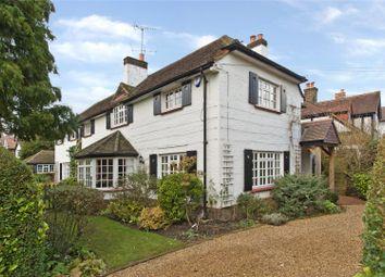Thumbnail 4 bed detached house for sale in Blundel Lane, Stoke D'abernon, Cobham, Surrey