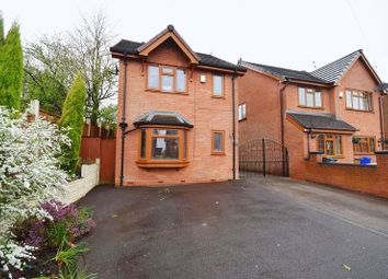 Thumbnail 3 bed detached house for sale in Riley Avenue, Burslem, Stoke-On-Trent
