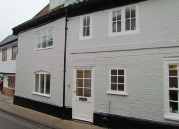 Thumbnail 1 bed flat to rent in Chediston Street, Halesworth