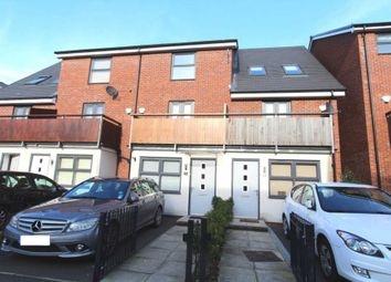 Thumbnail 4 bed terraced house for sale in Houseman Crescent, West Didsbury