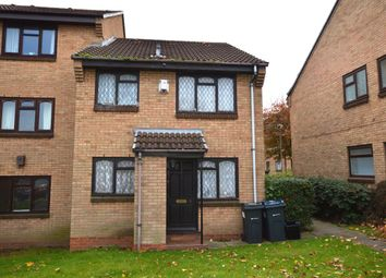 Thumbnail 1 bed terraced house for sale in Osbourne Close, Aston, Birmingham