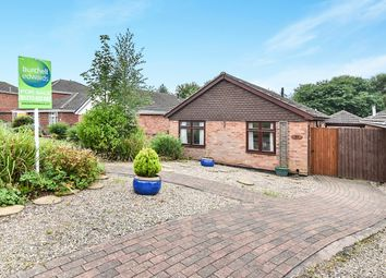Thumbnail 2 bed detached bungalow for sale in Dale View Gardens, Kilburn, Belper