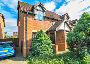 Thumbnail 2 bed end terrace house for sale in Mithras Gardens, Wavendon Gate