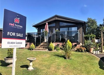 3 bed mobile/park home for sale in The Cedars, Otter Valley Park, Honiton EX14