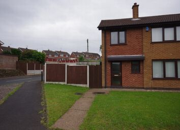 Thumbnail 3 bed terraced house to rent in Queens Bower Road, Arnold
