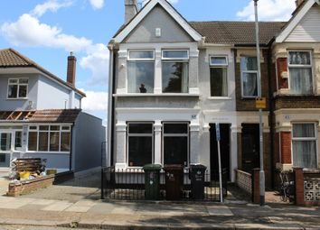 Thumbnail 5 bed terraced house to rent in Saville Road, Romford