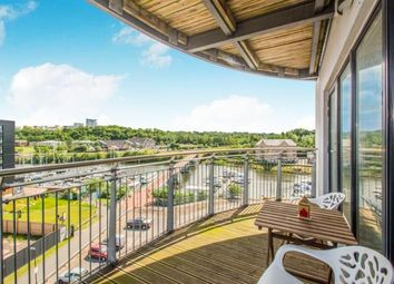 Thumbnail 3 bed flat for sale in Alexandria, Victoria Wharf, Watkiss Way, Cardiff