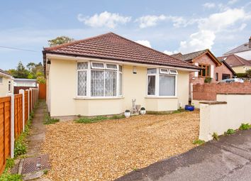 Thumbnail 3 bed detached bungalow to rent in Victoria Road, Poole
