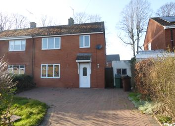 Thumbnail 3 bed semi-detached house for sale in Willow Brook Road, Corby