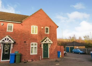 Thumbnail 3 bedroom semi-detached house for sale in Archer Court, Kemsley, Sittingbourne