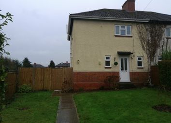 Thumbnail 3 bed semi-detached house to rent in Coach Hill, Titchfield, Fareham