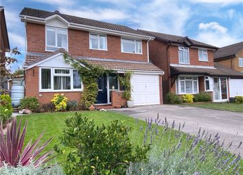 4 bed detached house for sale in Griffon Close, Farnborough, Hampshire GU14