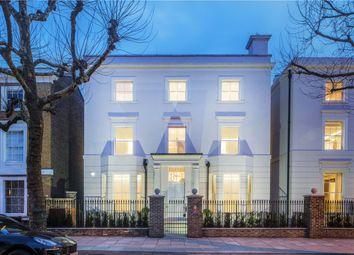 Thumbnail 6 bed detached house for sale in Hamilton Terrace, St John's Wood, London
