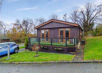 Thumbnail 2 bed lodge for sale in Tarn House Holiday Park, Stirton, Skipton