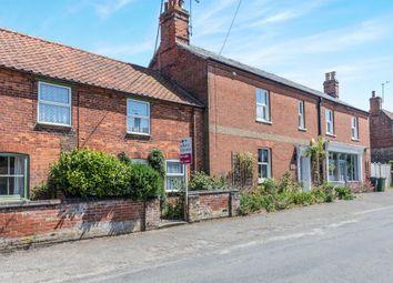 Thumbnail 2 bedroom terraced house for sale in Front Street, Binham, Fakenham