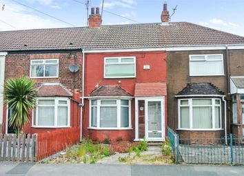 Thumbnail 2 bed terraced house for sale in Mayville Avenue, Hull, East Riding Of Yorkshire