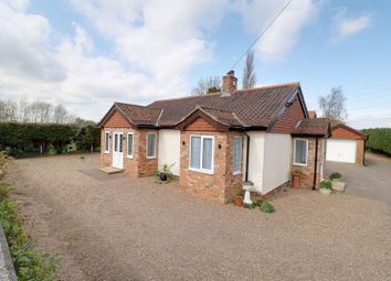 Thumbnail 5 bed detached bungalow for sale in The Retreat, Godnow Road, Crowle