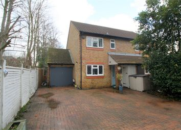 Thumbnail 3 bed semi-detached house for sale in Mons Walk, Egham, Surrey