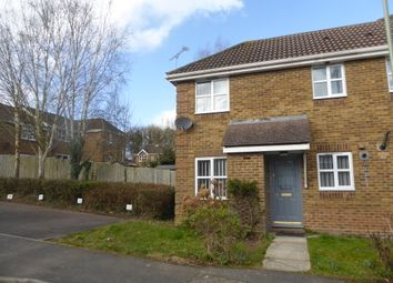 Thumbnail 1 bed end terrace house to rent in Lime Gardens, Basingstoke
