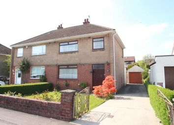 Thumbnail 3 bed semi-detached house for sale in Manor Avenue, Kilmarnock, East Ayrshire