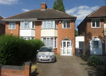 Thumbnail 3 bed property to rent in Rowlands Road, Yardley, Birmingham