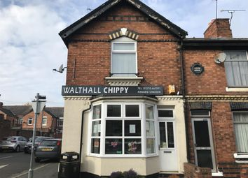 Thumbnail Leisure/hospitality for sale in Walthall Street, Crewe