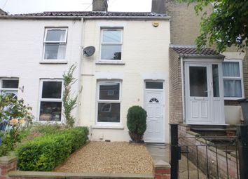 Thumbnail 3 bedroom terraced house for sale in Stone Road, Norwich
