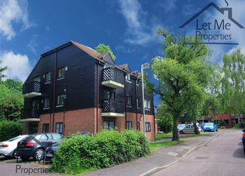 Thumbnail 2 bed flat to rent in Edmund Beaufort Drive, St Albans, Hertfordshire