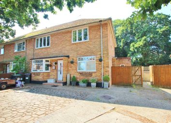 Thumbnail 2 bed flat for sale in Leybourne Avenue, Bournemouth