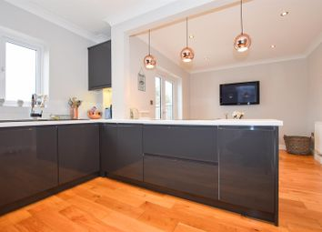 Thumbnail 3 bed end terrace house for sale in Churchill Avenue, Hastings