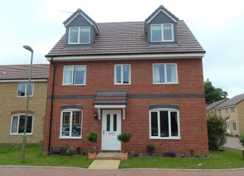 Thumbnail 5 bedroom detached house for sale in Talbot Close, Harwell, Didcot