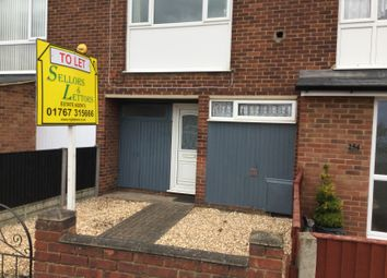Thumbnail 2 bed town house to rent in Hitchin Road, Henlow
