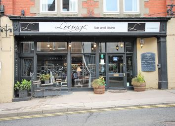 Thumbnail Restaurant/cafe for sale in West High Street, Crieff
