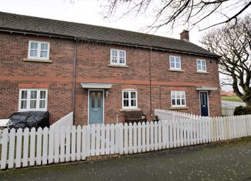 Thumbnail 2 bed terraced house for sale in Farriers Rise, Shilbottle, Alnwick