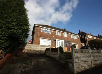 Thumbnail 3 bed semi-detached house to rent in Winchester Way, Breightmet, Bolton
