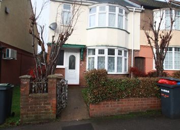 Thumbnail 2 bed terraced house to rent in Chandos Road, Luton